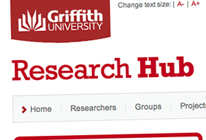 Griffith University Research Hub